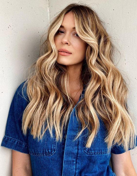 Best Beach Blonde Highlights to wear Now