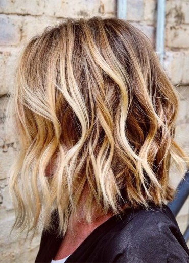 Best Honey Lob Haircuts for Girls