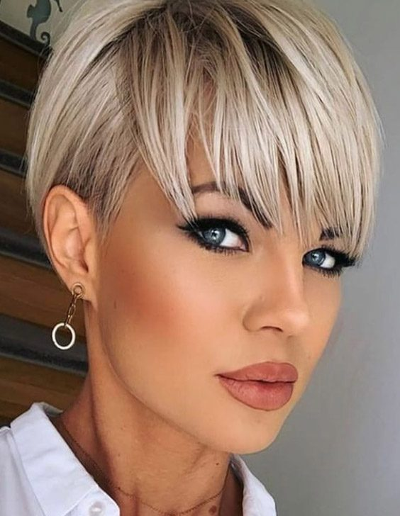 Fabulous 2021 Short Hair to Copy Right Now