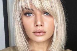 Unique Look of Medium Length Hair & Highlights In 2021