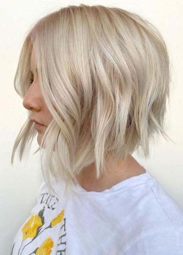 Best Short Blonde Bob Hair Styles for Girls
