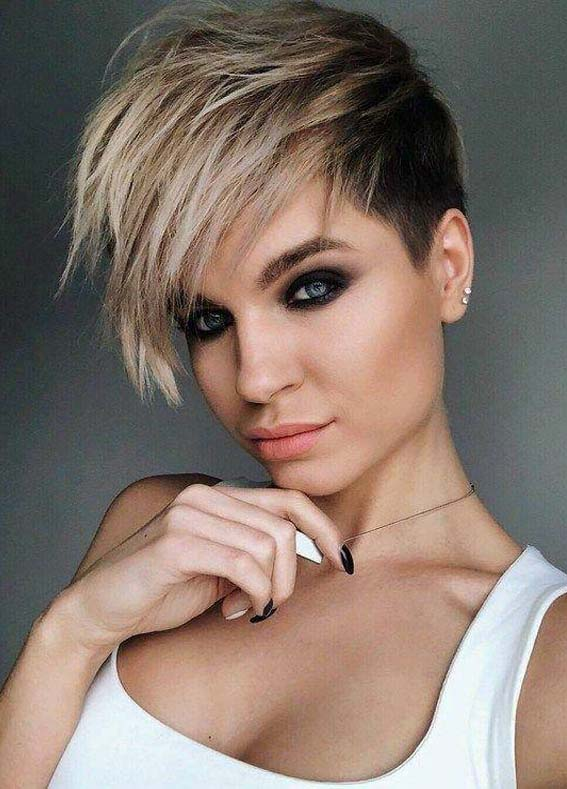 Excellent Short Haircuts Trends for Girls