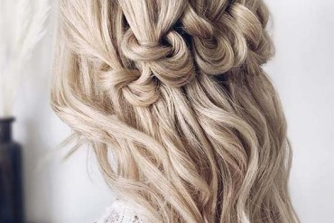 Gorgeous Bridal Hair Styles You Must Try