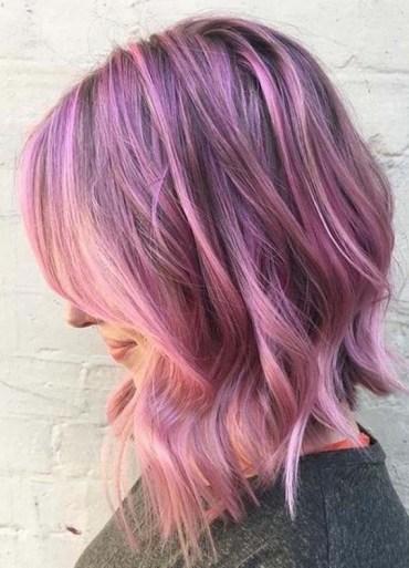 Fantastic Pink Hair Color Shades You Must Follow