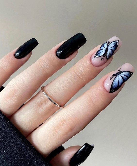 Awesome & Cute Nails Style for Teenage Girls