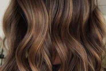 Modern Haute chocolate Hair Color Ideas to Follow