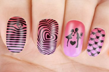 Nail Sticker for Best Nail Style