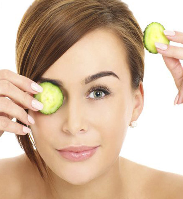 Clean your Skin with Cucumber