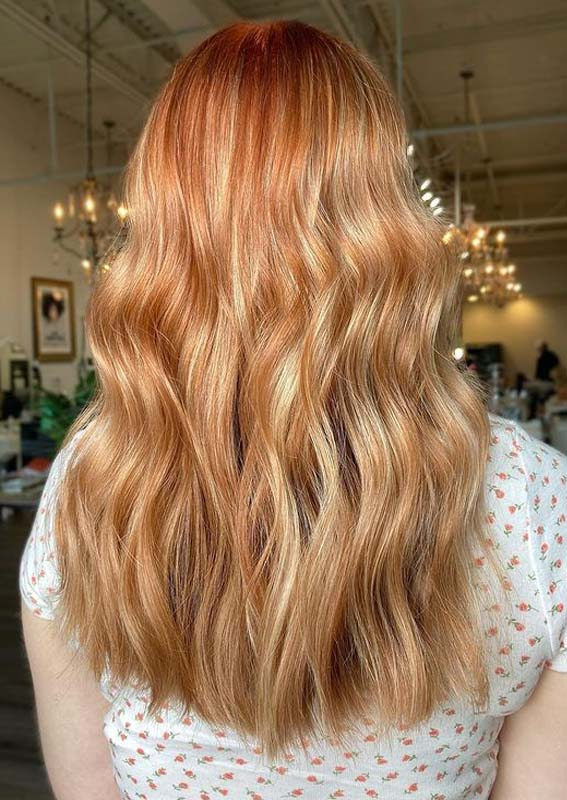 Obsessed Ginger Hair Color Ideas to Follow