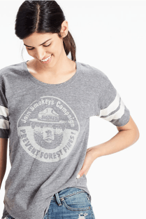 a9974183400 Go Your Own Way tee at Old Navy currently  10.40 – http   shopstyle.it l dsWM  5. Triumph Escape Tee from Lucky Brand  29.50 – http   shopstyle.it l ds4q