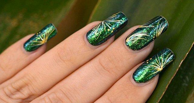 10 Latest Nail Art Deaigns Wonderfuldiy