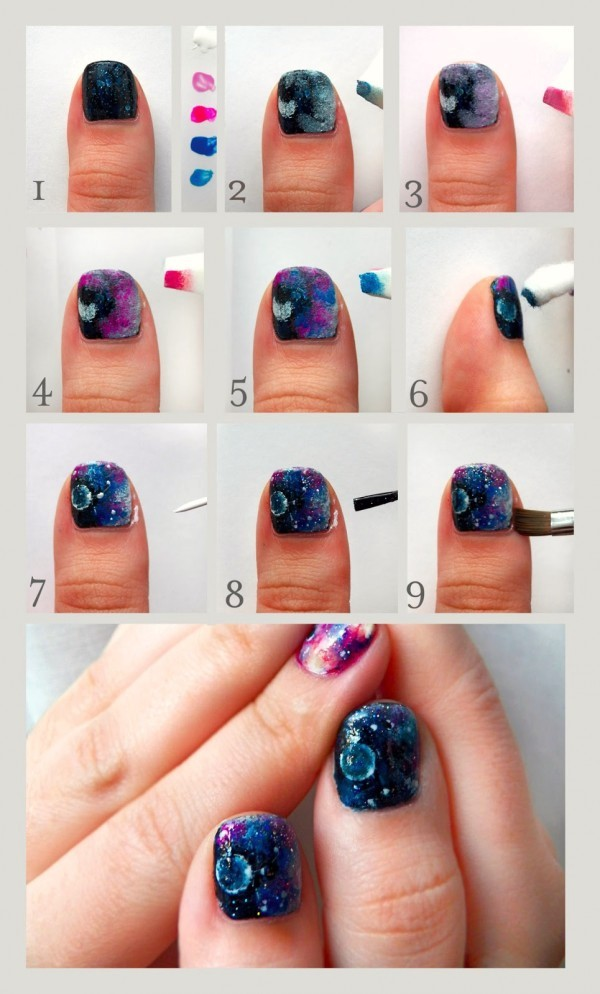 10 Trendy Nail Designs For Short Nails Awm