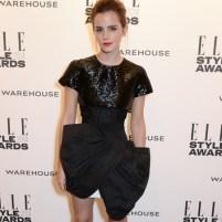 elle-style-awards-emma-watson-black-bow-dress-celebrity-fashion-trends
