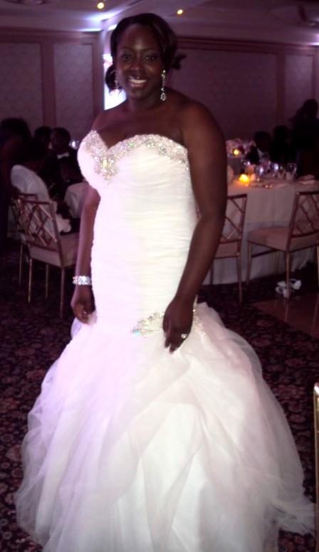 The beautiful bride!!