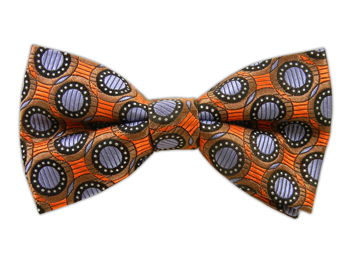 """Show Stopper"" Dots bowtie from the Tie Bar"