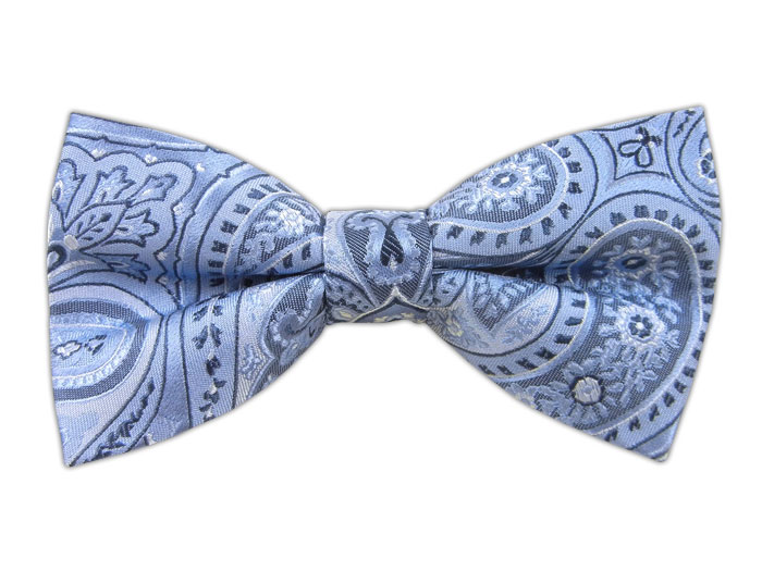 Empire Paisley Bow Tie from the Tie Bar