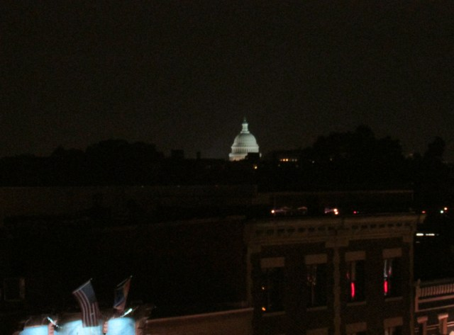 This is the rooftop view!!