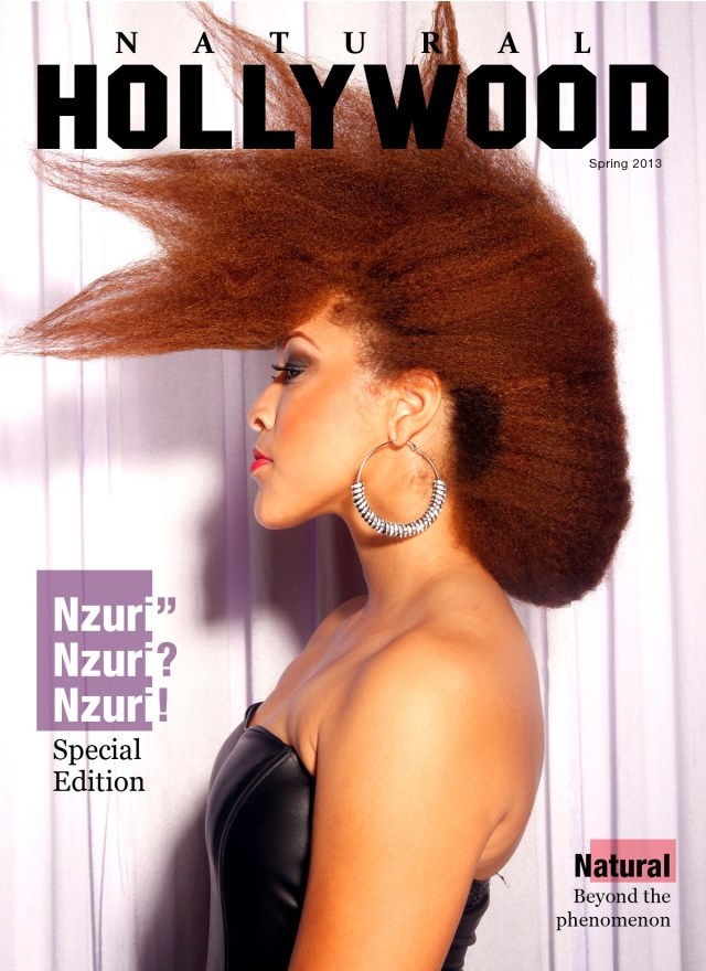 Naturally Hollywood Magazine, March 2013