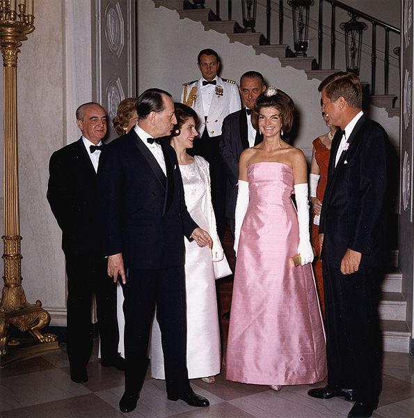 White House Dinner, 1962