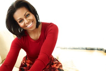 MichelleObama- May 2012 More Magazine