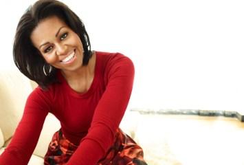 MichelleObama- May 2012 More Magazine