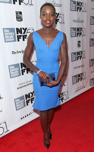 Roland Mouret dress Photo: Jemal Countess, Getty Images