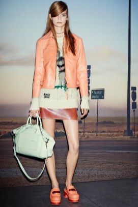 Coach_Pastel_Leather Jacket