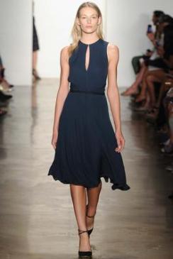 Costello Blue Dress