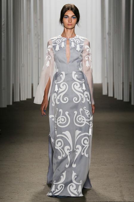 Honor_Grey Dress