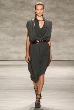 Nicholas K Belted Dress