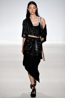 Richard Chai Love_Belted Jacket