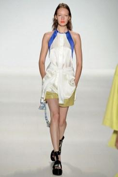 Richard Chai Love_FAux tie dress