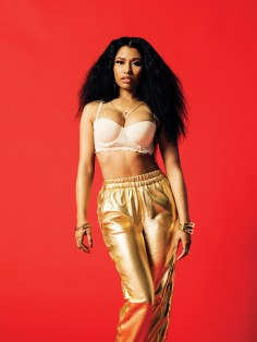 The-Fader-Nicki-Minaj- August 2014