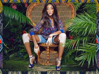 Desigual SS15 Campaign Style Stamped
