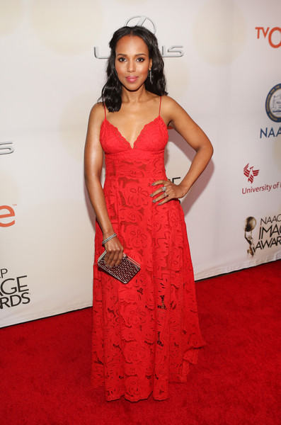KerryWashington46thNAACPImageAwards Style Stamped