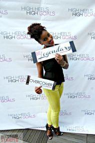 High Heels High Goals Event