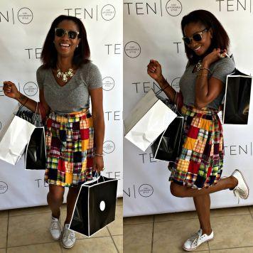 Shopping @ShopTen Event