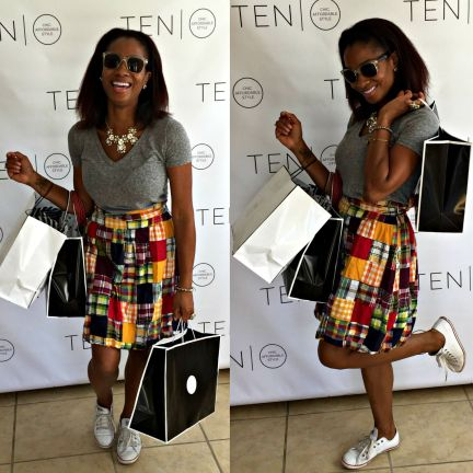 Shopping @ShopTen Event