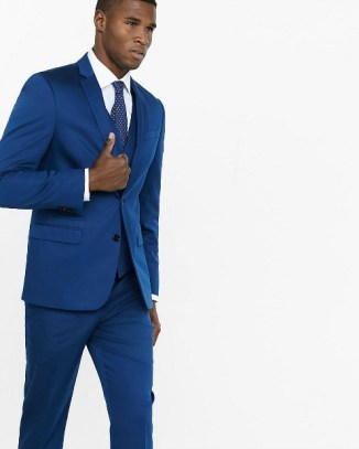 Express Sateen Suit