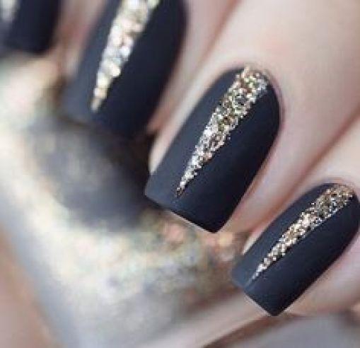 Homecoming Nail Ideas – Nail Polish Design Ideas for ...