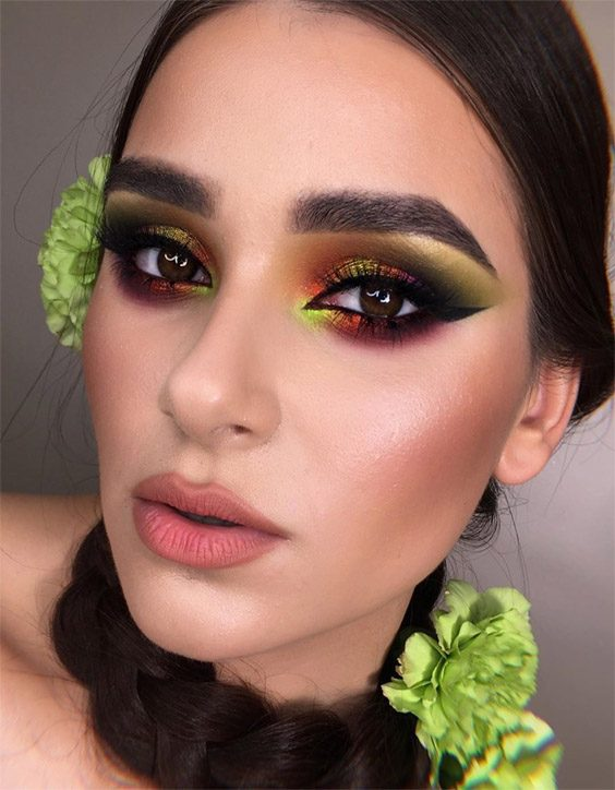 Attractive & Pretty Makeup Looks Anyone can Try Now
