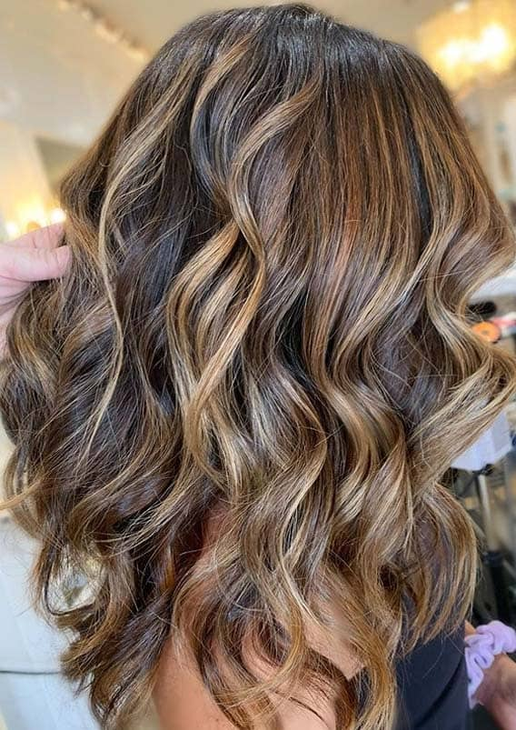 Bronze balayage hair color ideas to follow in 2020