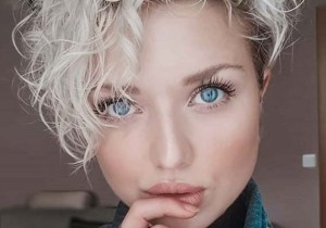 Curly Pixie Haircuts for Girls to Get Bold Looks