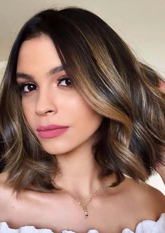 Fantastic Medium Haircuts for Women to Wear Nowadays