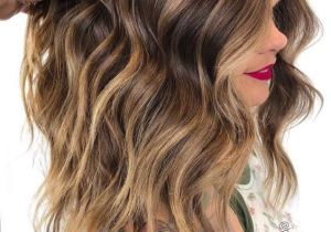 Edgy Style of Balayage Medium Hair In 2020