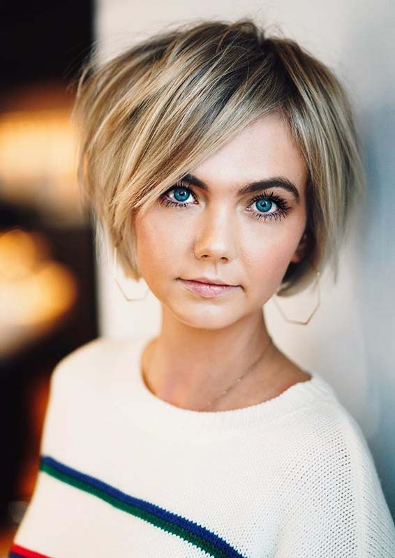Fantastic Ideas Of Short Bob Haircuts for Women to Sport in 2020
