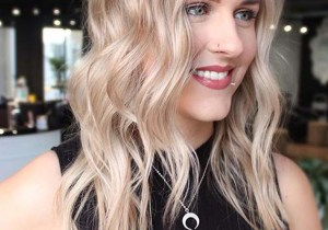 Goegeous Creamy Blonde Hair Color Shades to Follow Nowadays