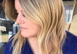 Babylights and balayage texture Haircuts in 2020