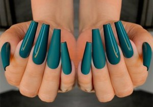 Modern Ways to Wear Long Nails In 2020