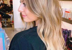 Carmel Butter Balayage Hair Colors and Hairstyles for 2020